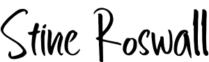 kejsersnit jordemoder Stine Roswall