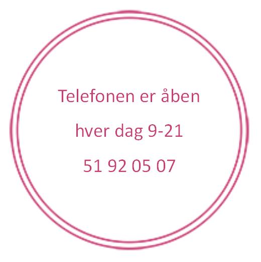 Hindeløsning telefontid jordemoder
